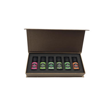 100% natural aromatherapy essential oil set